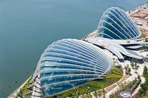 The Bay by Gardens By The Bay By Grant Associates 171 Landscape