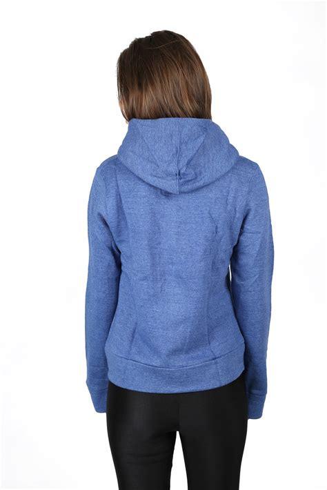 Jacket Jipper Hoodie 20 new womens plain zip hoodie casual sweatshirt fleece hooded jacket 8 20 ebay