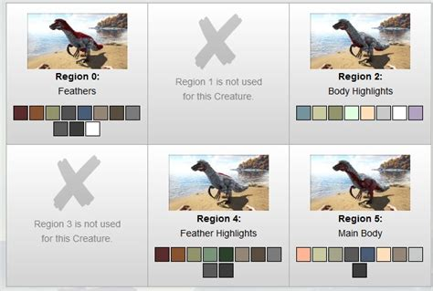 100 ark new paint colors yoshi rex ark paint the best paint ark warpaint ark survival
