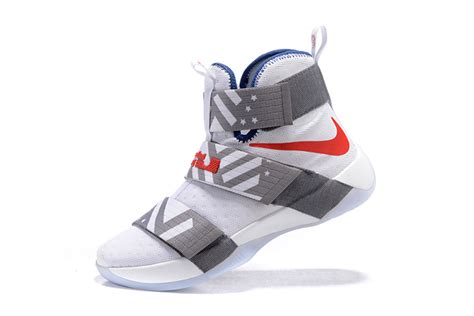 Nike Zome Soldier lebron soldier 10 nike zoom basketball shoes