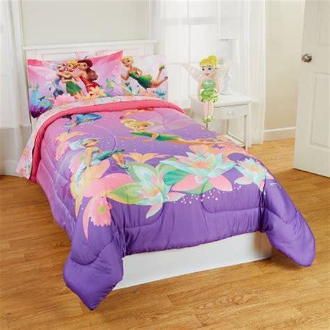 Disney Fairies Bedding Set Fairies Comforter Walmart
