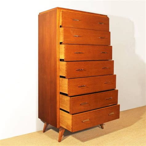 1950s Chest Of Drawers by Quot Semainier Quot Chest Of Drawers From The 1950s At 1stdibs