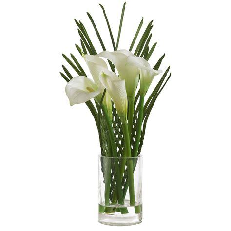 vaso sia sia sia vase avec ses fleurs blanches brandalley