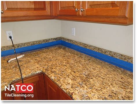 Re Granite Countertop by 11 Best Images About Re Caulking Granite Countertop On