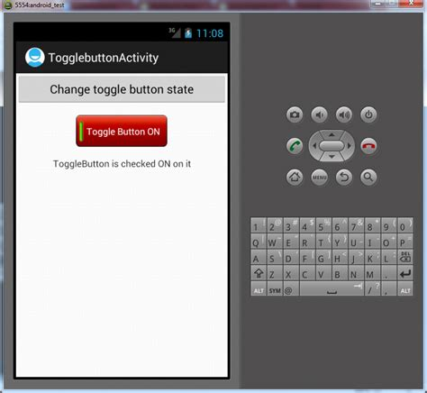 android toggle button how to create custom toggle button in android develop mobile application