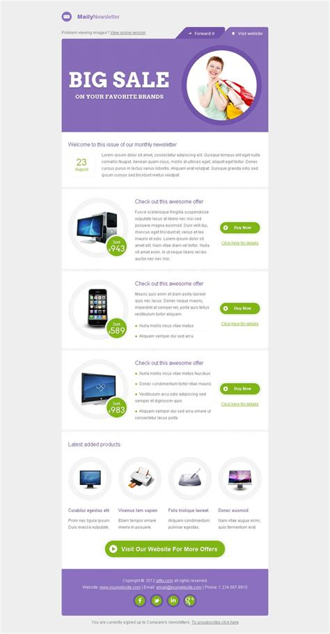 email design template design email design pinterest