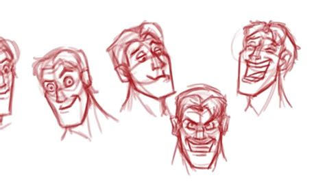 how to make doodle animation how to draw faces expressions for animation