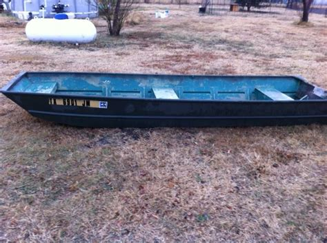 jon boat cing 14 ft sea king boat for sale