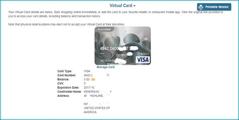 Virtual Visa Gift Cards - instant virtual visa gift card lamoureph blog