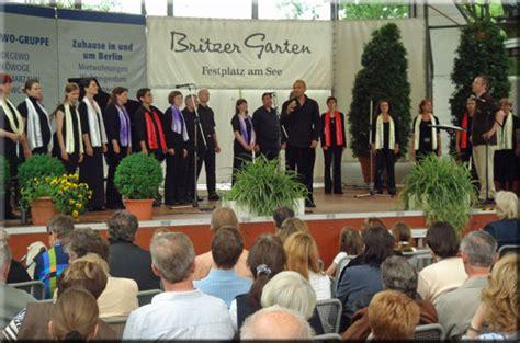 Britzer Garten Konzert by Aktuelles