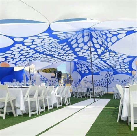 stretch tents couches soweto   SPLENDOUR   Tent