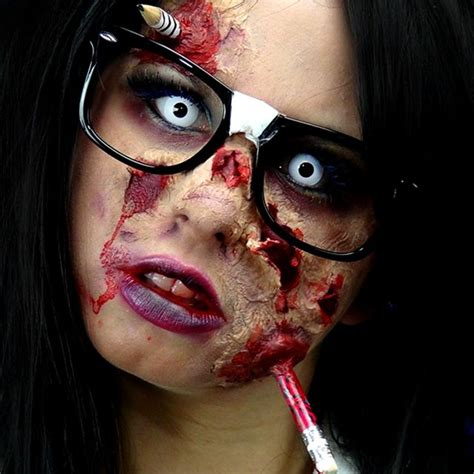 tutorial zombie costume zombie nerd by glitterforever17 fall and halloween