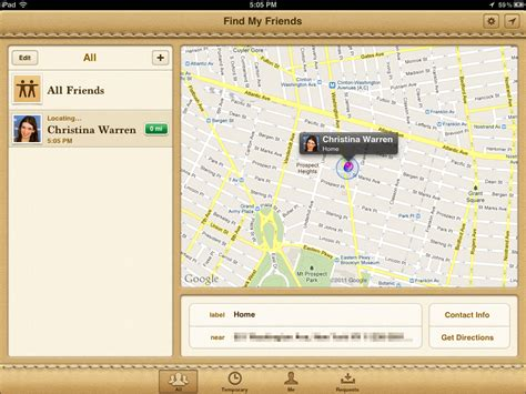 Search Friends By Email On Find My Friends Solidsmack