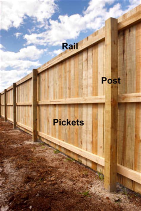 fence building diy fences the garden glove
