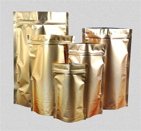 Standing Pouch Kombinasi Uk10x16 Cm 9 13cm small stand up pouch aluminium foil zip lock bag metallic plastic packaging pouch for