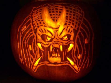 predator pumpkin by yxzy on deviantart