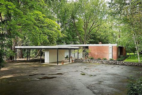 1950s modern home design on the market 1950s bruce walker designed midcentury