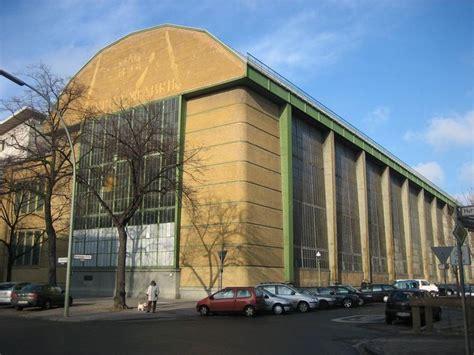 Behrens Berlin by 1908 1909 Aeg Turbinenfabrik Turbines Factory