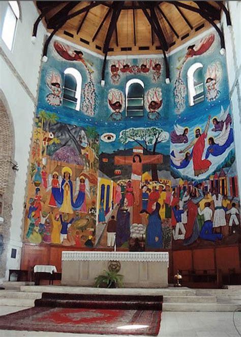 Lovely Trinity Episcopal Church #10: Haiti-mural2.jpg