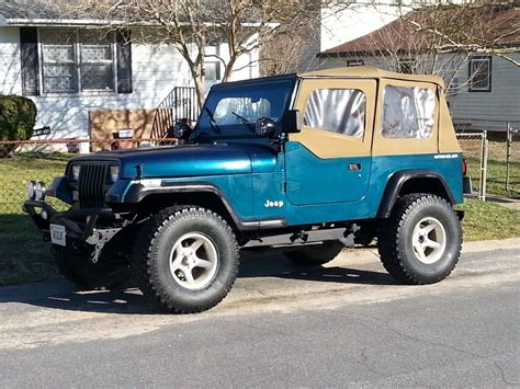 For Sale Wrangler Jeep 1995 Jeep Wrangler For Sale