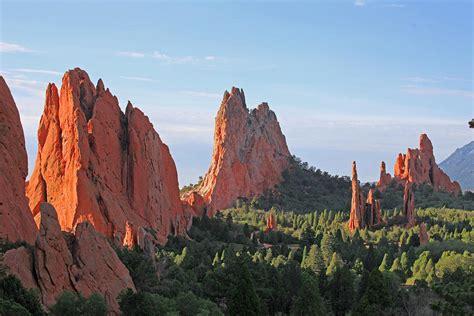 Garden Of The Gods Utah Utah Or Colorado Crime America Rail Living City Vs