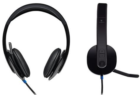 Logitech Stereo Headset Murah jual logitech usb headset h540 981 000482 murah