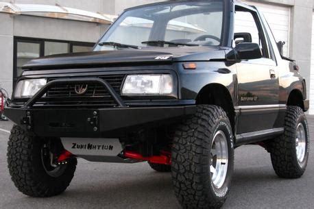 Suzuki Vitara Offroad Grabcad