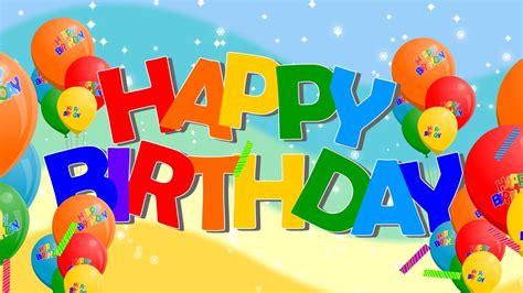 happy birthday song nursery rhymes popular nursery rhymes by kidscamp youtube