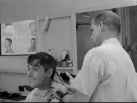yourube marine corp hair ut gomer pyle gets a marine haircut youtube