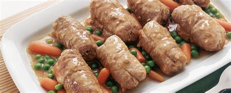 fettine di carne come cucinarle come cucinare gli involtini di carne ripieni sale pepe