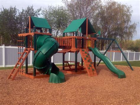 gorilla playsets savannah ii swing set playset assembler and swing set installer in bristol ct