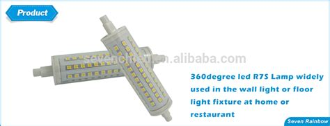 r7 led light bulb samsung smd2835 189mm 135mm 118mm led light bulbs r7 20w