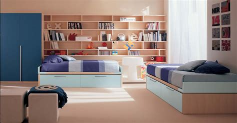 shelves in bedroom kids bedroom with book shelves stylehomes net