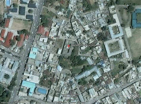 bin laden abbottabad google earth quot justice has been done quot update osama bin laden compound