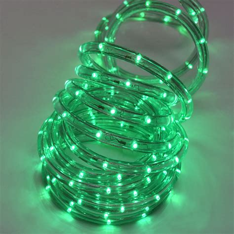 led green rope light 18