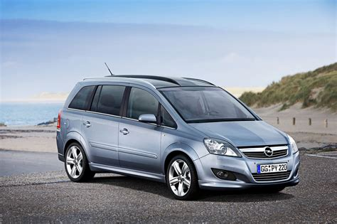 opel minivan фото opel zafira опель зафира минивэн модель 2008 года