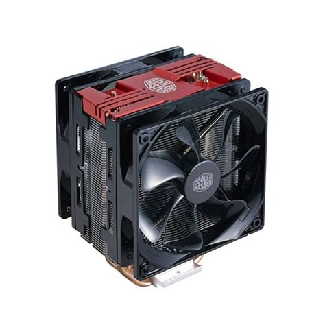 Kipas Cpu jual cooler master hyper 212 led turbo dual fan top