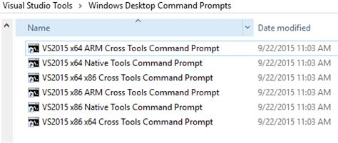 visual studio 2015 reset settings command line how to build and use libcurl with vs2015 on windows