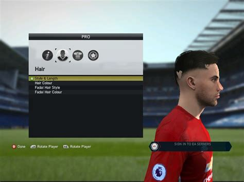 fifa 14 hairstyles messi hairstyle for fifa 14 career mode fifa 14
