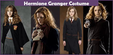 Hermione Granger Enceinte by Hermione Granger Costume A Diy Guide Savvy