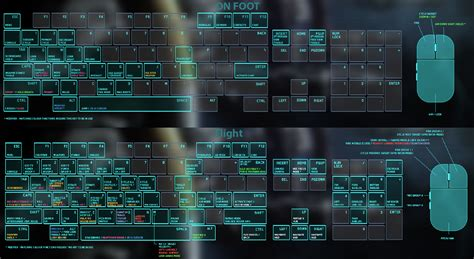 keyboard layout star citizen citizen spotlight 2 3 1 keyboard layout screenshot