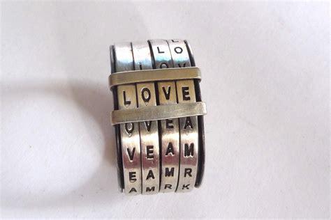 scrabble ring 5 amazing ring designs