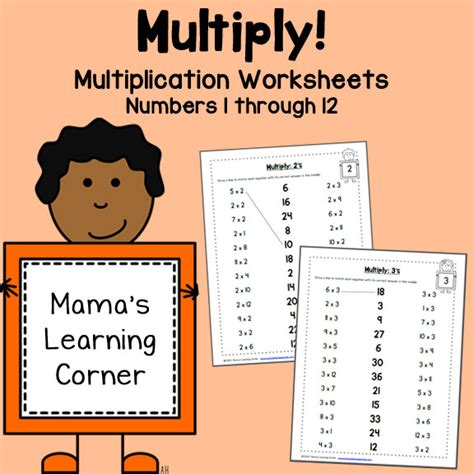 multiplication tables 1 through 12 1 through 12 multiplication worksheets printable