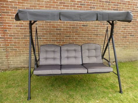 garden 3 seater swing hammock quality 3 seater garden swing seat hammock with deep