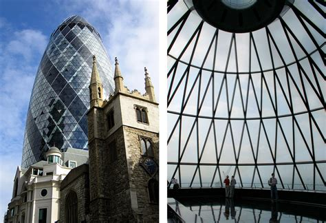 london glass building space in images 2011 04 gherkin building glass dome