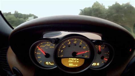 porsche boxster s top speed porsche boxster s 986 acceleration sound and top