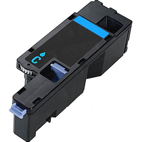 replacement dell e525w cyan laser toner cartridge
