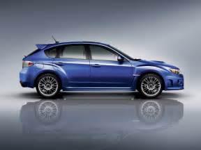 2011 Subaru Sti Hatchback Subaru Impreza Wrx Sti Hatchback 2011
