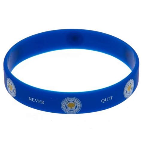 Manchester City Silicone Wristband leicester city silicone wristband fnq