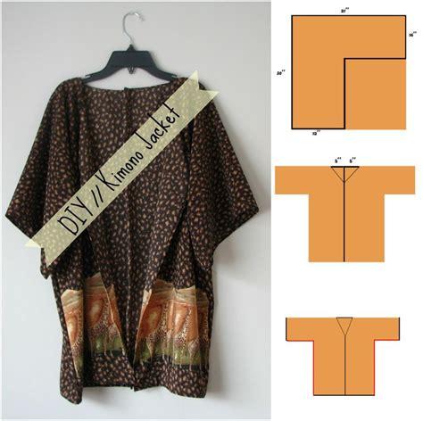 diy kimono jacket malikaheart ca diy fashion